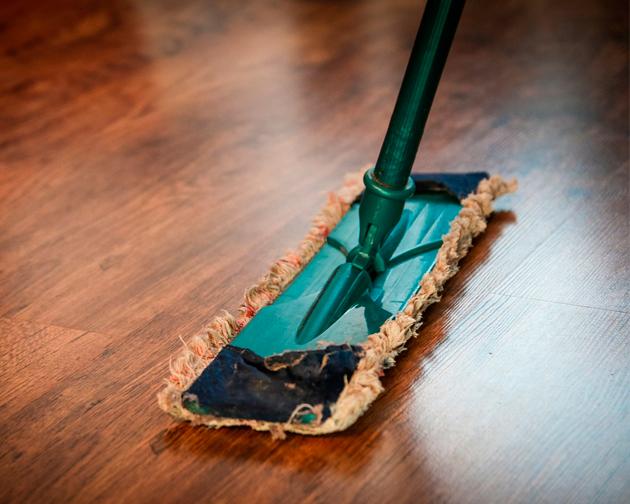 limpieza-escalera